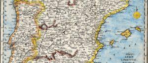 A Nossa Lingua No Mapa Da Espanha A Nossa Galaxia
